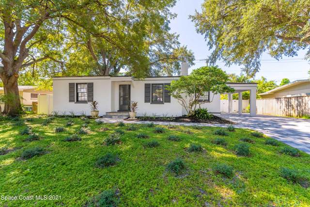 21 S Fernwood Drive, Rockledge, FL 32955 (MLS #915709) :: Blue Marlin Real Estate