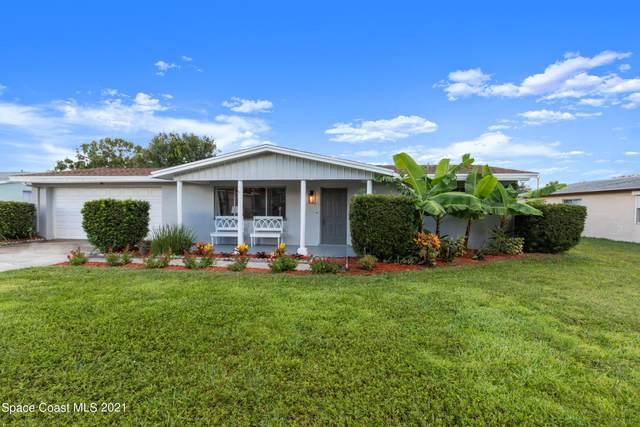 370 Thomas Barbour Drive, Melbourne, FL 32935 (MLS #915728) :: Engel & Voelkers Melbourne Central
