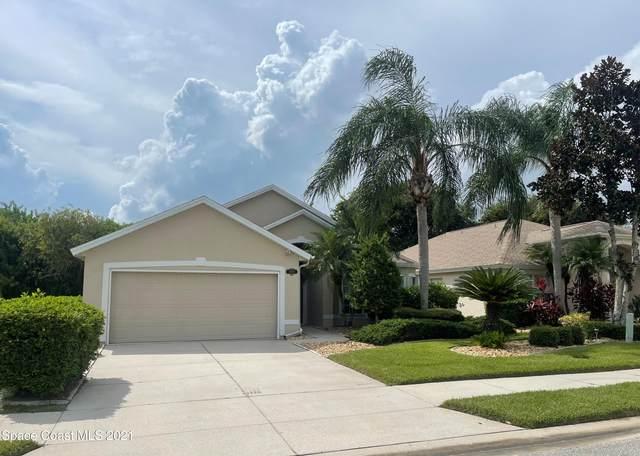 7879 Citrus Creek Drive, Melbourne, FL 32940 (MLS #915783) :: Blue Marlin Real Estate