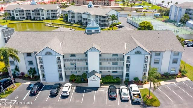 620 S Brevard Avenue #1033, Cocoa Beach, FL 32931 (MLS #915800) :: Blue Marlin Real Estate