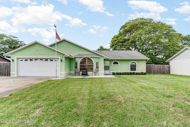 7196 Bright Avenue, Cocoa, FL 32927 (MLS #915839) :: Blue Marlin Real Estate