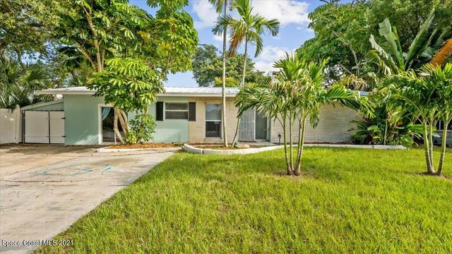 124 Harrison Avenue, Cape Canaveral, FL 32920 (MLS #915853) :: Engel & Voelkers Melbourne Central