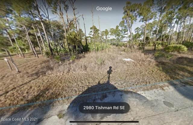 2980 Tishman Road SE, Palm Bay, FL 32909 (MLS #915855) :: Vacasa Real Estate