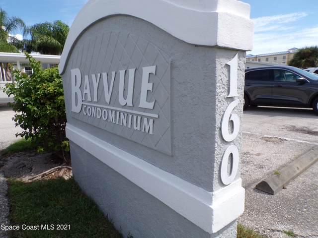 160 S Shepard Drive #16, Cocoa Beach, FL 32931 (MLS #915863) :: Keller Williams Realty Brevard