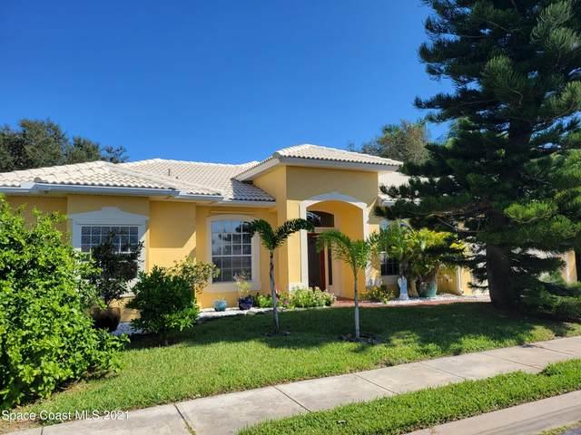 190 Ocean Ridge Drive, Melbourne Beach, FL 32951 (MLS #915880) :: Engel & Voelkers Melbourne Central