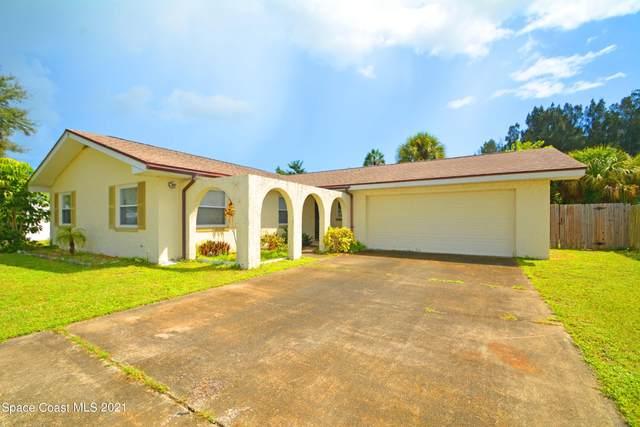 550 E Merrimac Drive, Merritt Island, FL 32952 (MLS #915888) :: Engel & Voelkers Melbourne Central