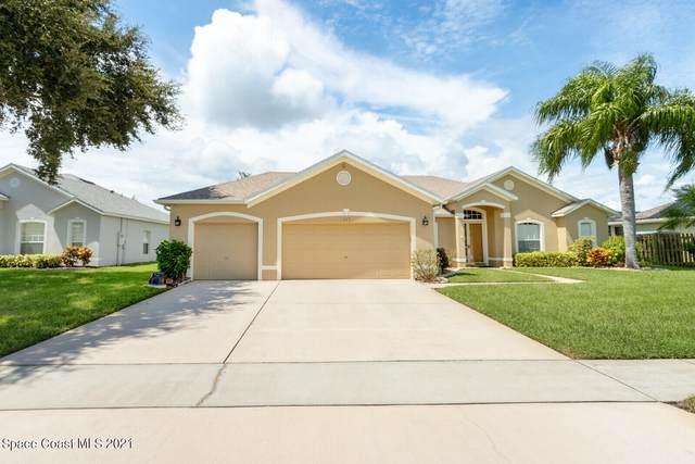 317 Barrymore Drive, Rockledge, FL 32955 (MLS #915897) :: Vacasa Real Estate