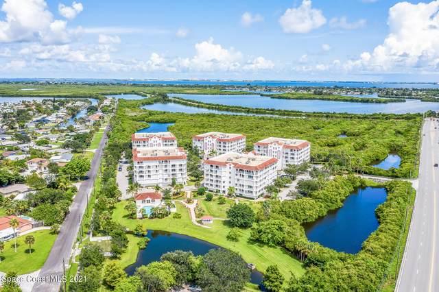 800 Del Rio Way #601, Merritt Island, FL 32953 (MLS #915906) :: Premium Properties Real Estate Services