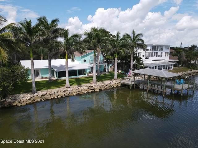 1160 S Banana River Drive, Merritt Island, FL 32952 (MLS #915962) :: Engel & Voelkers Melbourne Central