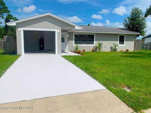 1935 Emerson Drive SE, Palm Bay, FL 32909 (MLS #915975) :: Keller Williams Realty Brevard