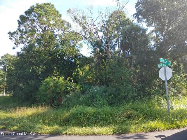 0000 Javier/Madrid Street, Palm Bay, FL 32909 (MLS #915988) :: Keller Williams Realty Brevard