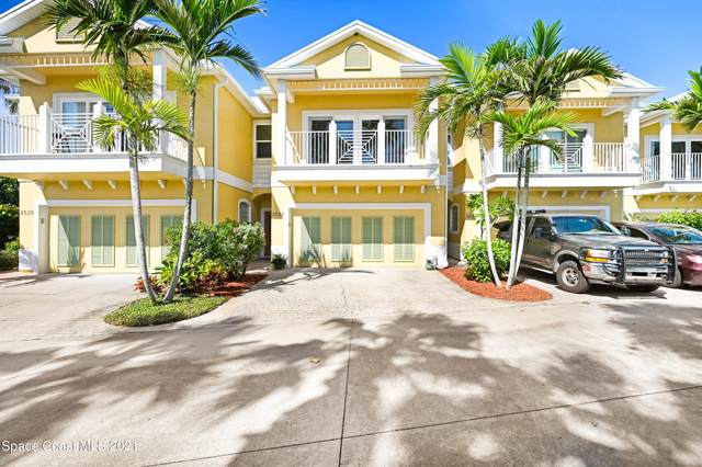 2532 N Hwy A1a, Indialantic, FL 32903 (MLS #915997) :: Engel & Voelkers Melbourne Central
