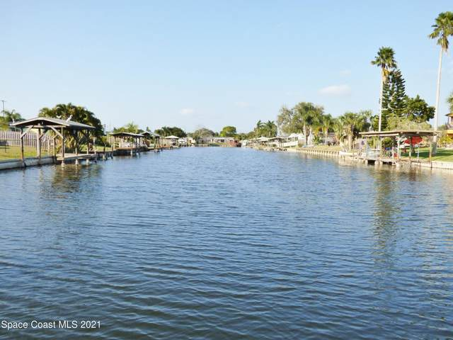 230 Montego Bay Court, Merritt Island, FL 32953 (MLS #915999) :: Keller Williams Realty Brevard