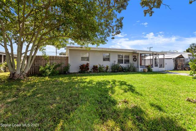 4163 Robinhood Drive, Melbourne, FL 32935 (MLS #916004) :: Keller Williams Realty Brevard