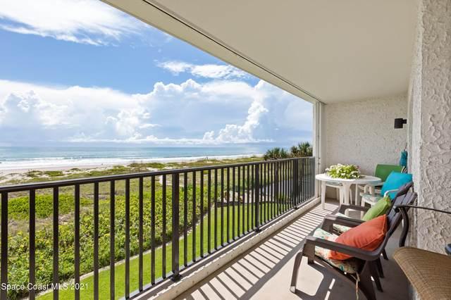 383 N Atlantic Avenue #307, Cocoa Beach, FL 32931 (MLS #916016) :: Vacasa Real Estate