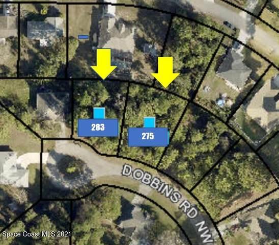 275-283 Dobbins Road NW, Palm Bay, FL 32907 (MLS #916019) :: Keller Williams Realty Brevard