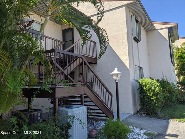 2504 Bogey Lane #1, Melbourne, FL 32935 (MLS #916049) :: Keller Williams Realty Brevard
