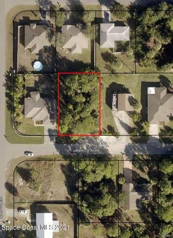 487 Lafayette Street SW, Palm Bay, FL 32908 (MLS #916058) :: Blue Marlin Real Estate