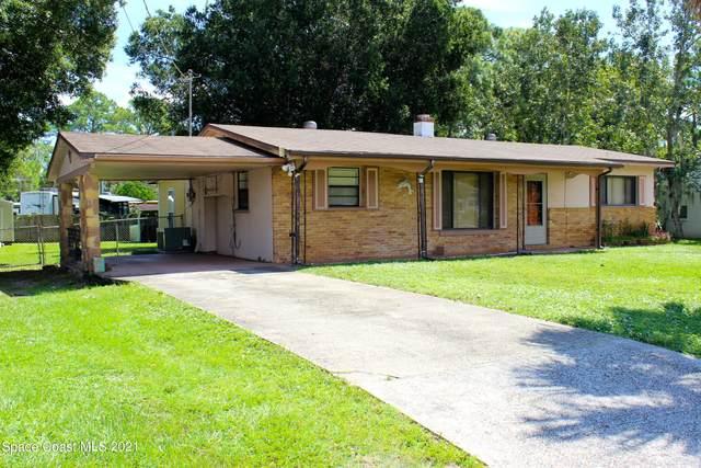 4665 Tuscarora Road, Titusville, FL 32780 (MLS #916075) :: Keller Williams Realty Brevard