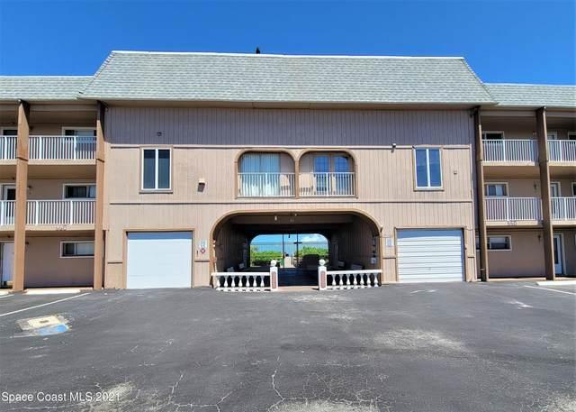 3150 N Atlantic Avenue 660-A, Cocoa Beach, FL 32931 (MLS #916089) :: Vacasa Real Estate