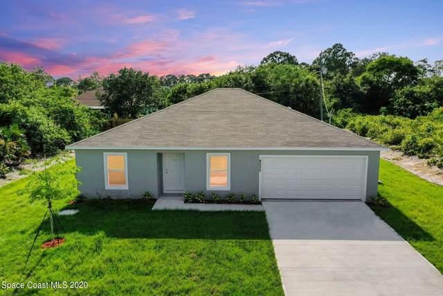 126 Fayetteville Street SW, Palm Bay, FL 32908 (MLS #916096) :: Vacasa Real Estate