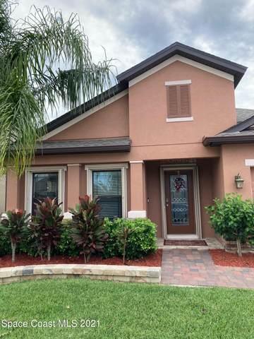 4220 Harvest Circle, Rockledge, FL 32955 (MLS #916097) :: Blue Marlin Real Estate