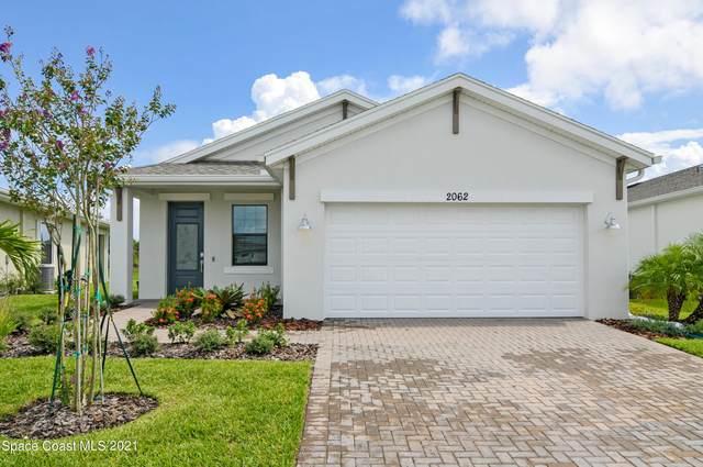 2062 Great Belt Circle, Melbourne, FL 32940 (MLS #916105) :: Blue Marlin Real Estate
