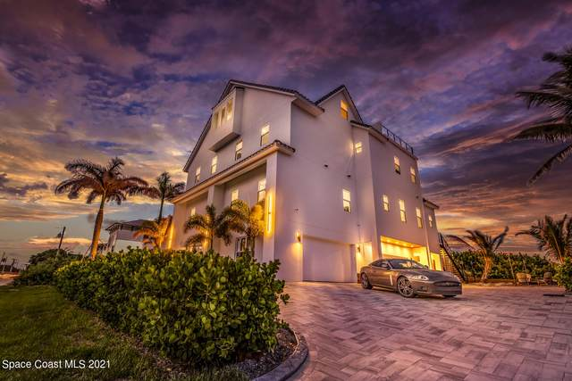 5485 S Hwy A1a, Melbourne Beach, FL 32951 (MLS #916115) :: Engel & Voelkers Melbourne Central