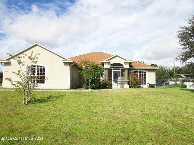 3116 Wendel Road SE, Palm Bay, FL 32909 (MLS #916116) :: Keller Williams Realty Brevard