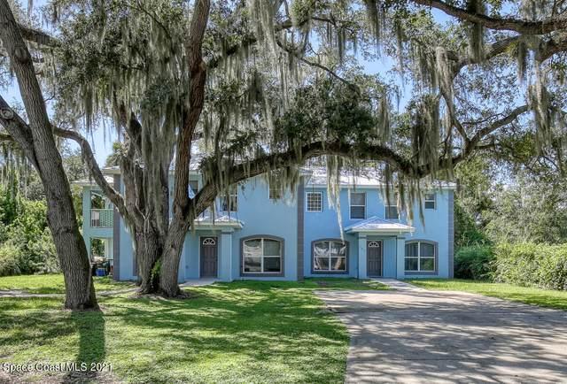159 - 161 West Court, West Melbourne, FL 32904 (MLS #916117) :: Blue Marlin Real Estate