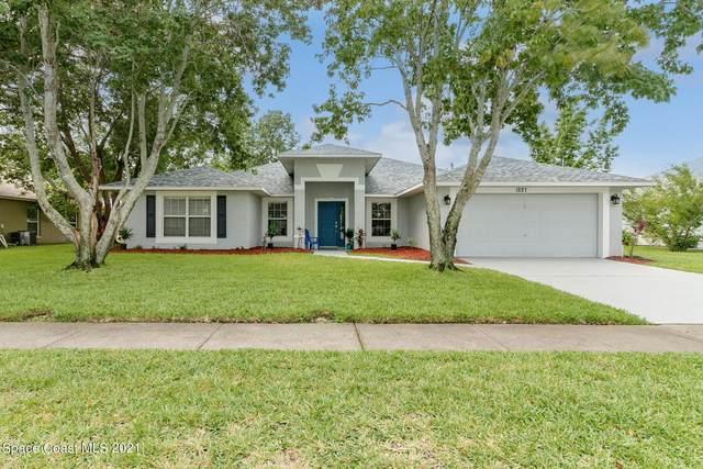 1227 Winding Meadows Road, Rockledge, FL 32955 (MLS #916121) :: Blue Marlin Real Estate