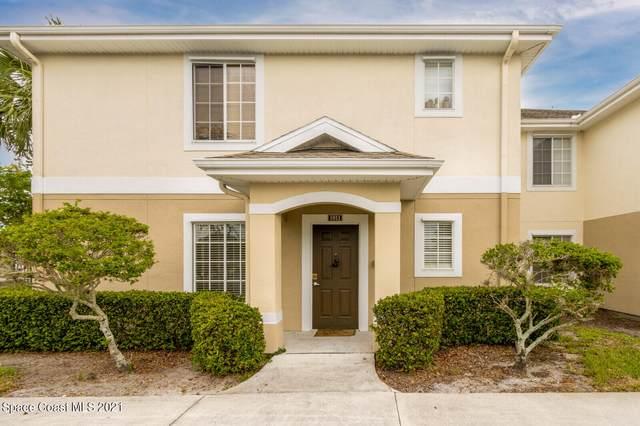 3501 D'avinci Way #1011, Melbourne, FL 32901 (MLS #916123) :: Blue Marlin Real Estate