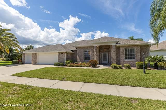 3160 Forest Creek Drive, Melbourne, FL 32901 (MLS #916125) :: Blue Marlin Real Estate
