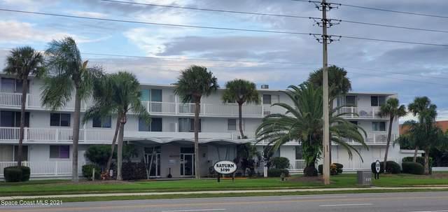 3190 N Atlantic Avenue #210, Cocoa Beach, FL 32931 (MLS #916137) :: Blue Marlin Real Estate