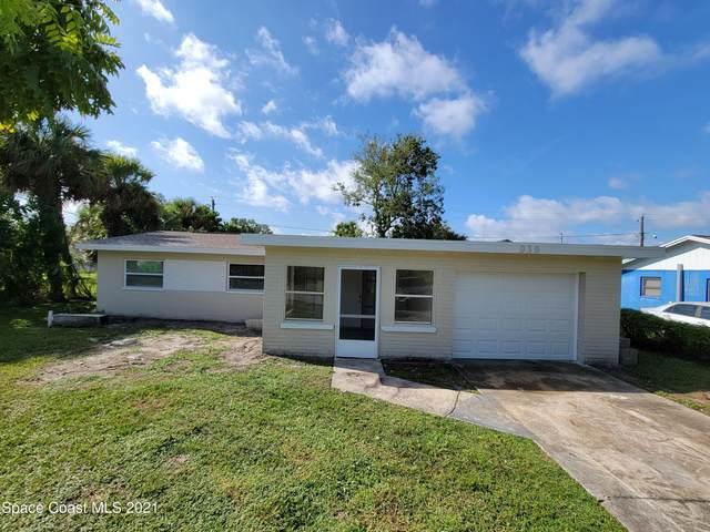 939 Gibson Street, Titusville, FL 32780 (MLS #916144) :: Armel Real Estate