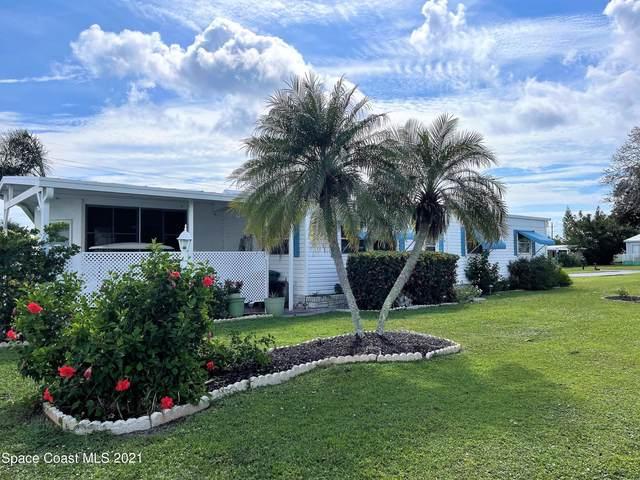 409 Hawk Drive, Sebastian, FL 32976 (MLS #916150) :: Keller Williams Realty Brevard