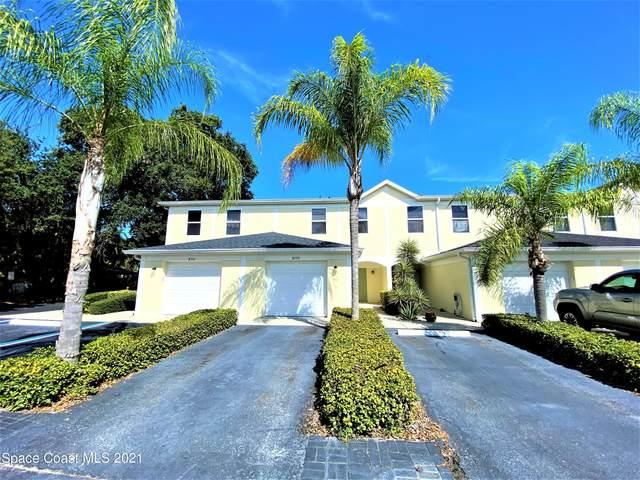 8739 Clara Elizabeth Lane, Cape Canaveral, FL 32920 (MLS #916157) :: Vacasa Real Estate