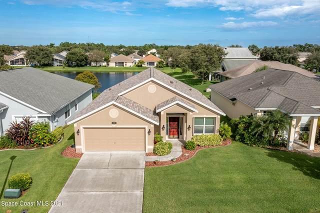1125 Sedgewood Circle, Melbourne, FL 32904 (MLS #916158) :: Keller Williams Realty Brevard