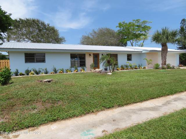 530 S Sonora Circle, Indialantic, FL 32903 (MLS #916164) :: Engel & Voelkers Melbourne Central