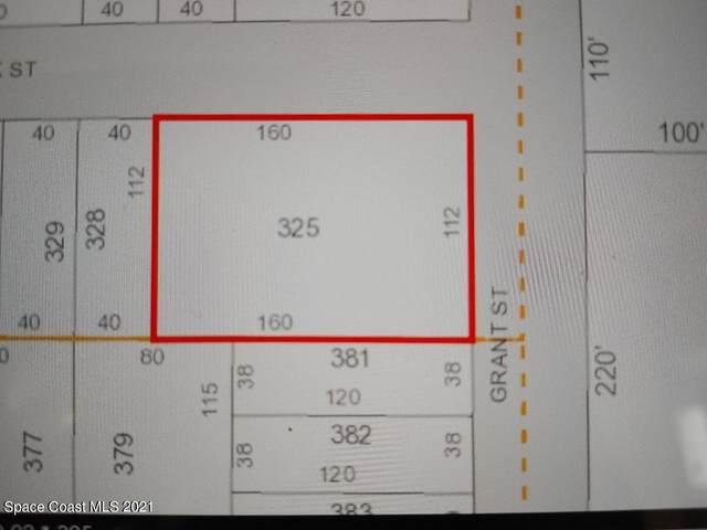 2900 Grant Street, Melbourne, FL 32901 (MLS #916165) :: Premium Properties Real Estate Services