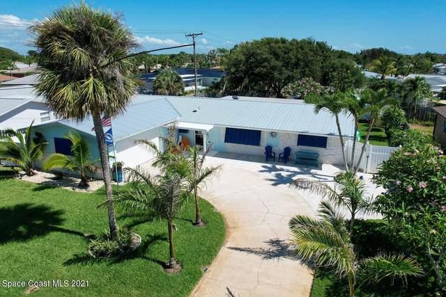 280 Lynn Avenue, Satellite Beach, FL 32937 (MLS #916171) :: Engel & Voelkers Melbourne Central