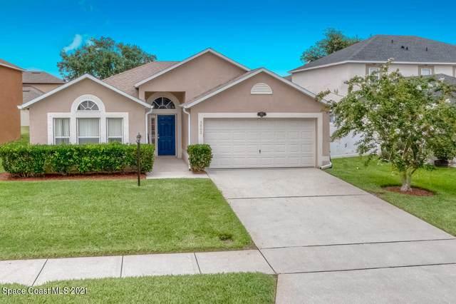 3862 La Flor Drive, Rockledge, FL 32955 (MLS #916174) :: Blue Marlin Real Estate