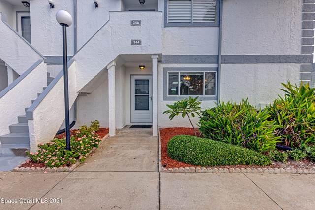 344 Beach Park Lane V135, Cape Canaveral, FL 32920 (MLS #916175) :: Engel & Voelkers Melbourne Central