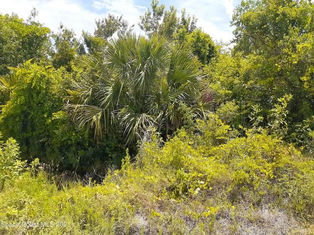 7075 Song Drive, Cocoa, FL 32927 (MLS #916179) :: Blue Marlin Real Estate