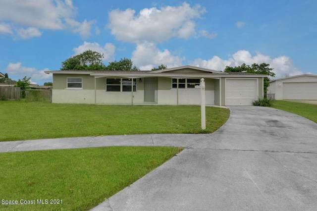 2746 Lorna Circle, Melbourne, FL 32935 (MLS #916183) :: Engel & Voelkers Melbourne Central