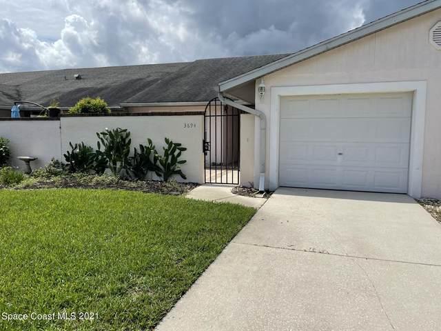 3694 Sawgrass Drive, Titusville, FL 32780 (MLS #916194) :: Keller Williams Realty Brevard