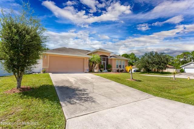 100 District Street SE, Palm Bay, FL 32909 (MLS #916196) :: Blue Marlin Real Estate