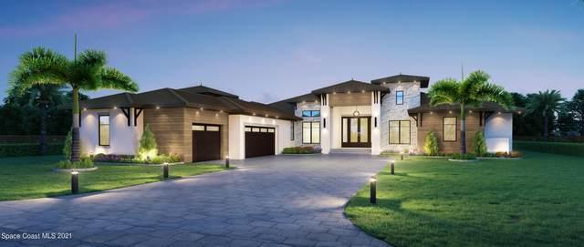 4483 Milost Drive, Rockledge, FL 32955 (MLS #916205) :: Blue Marlin Real Estate