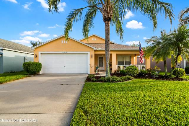 1378 Auburn Lakes Drive, Rockledge, FL 32955 (MLS #916206) :: Premium Properties Real Estate Services
