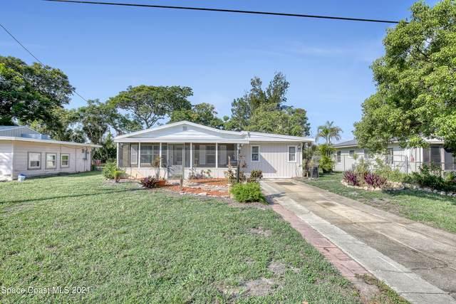 620 Wisteria Drive, Melbourne, FL 32901 (MLS #916209) :: Blue Marlin Real Estate
